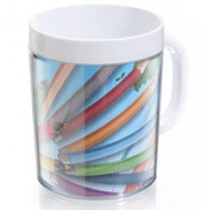 Jarro Mug Plastico