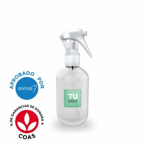 Spray Sanitizante 250 Ml Con Gatillo