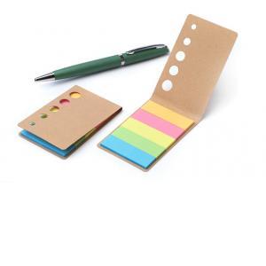Set De Post-Its Khalo En Variantes De Colores