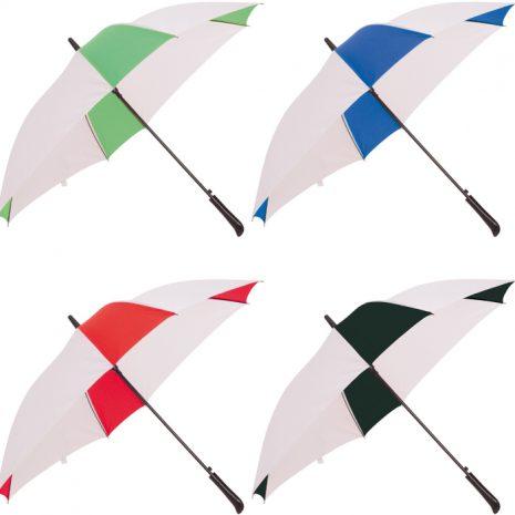Paraguas Cuadrado &Quot;Quatro&Quot;