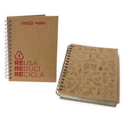 Cuaderno Tapa Dura